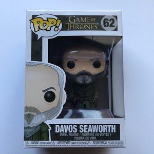Davos Seaworth pop
